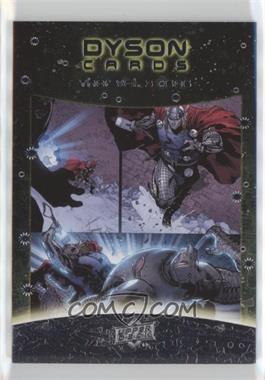2017 Upper Deck Thor: Ragnarok - Dyson Cards #D-39 - Thor Vol. 3 #606
