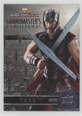 2017 Upper Deck Thor: Ragnarok - Grandmaster's Contenders #GC1 - Thor