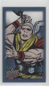 2017 Upper Deck Thor: Ragnarok - Mini Comics - Acetate #C6 - Thor