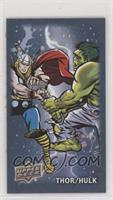 Thor, Hulk