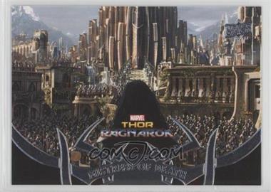 2017 Upper Deck Thor: Ragnarok - Mistress of Death #MD2 - Hela