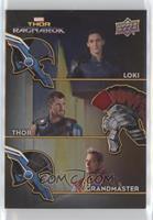 Loki, Thor, Grandmaster