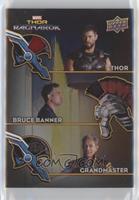 Thor, Bruce Banner, Grandmaster [EXtoNM]
