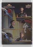 Thor, Bruce Banner, Grandmaster
