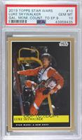 Luke Skywalker [PSA 10 GEM MT] #/400