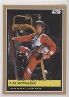 Luke Skywalker #/400