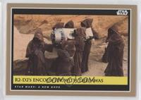 R2-D2's Encounter With The Jawas #/516