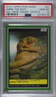 Jabba The Hutt [PSA10GEMMT] #/403