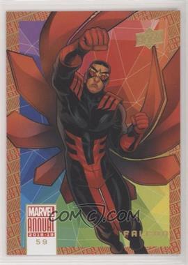 2018-19 Upper Deck Marvel Annual - [Base] - Color Wheel #59 - Falcon