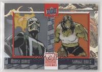 Savage Hulk, Ghost Rider
