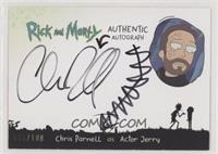 Chris Parnell as Actor Jerry #/100