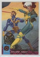 Cyclops, Rogue #/50