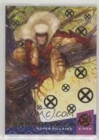 Villains - Sabretooth #/99