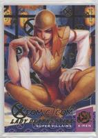 Villains - Lady Deathstrike #/99