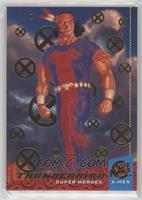 Heroes - Thunderbird #/99