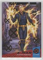 Heroes - X-Man /99
