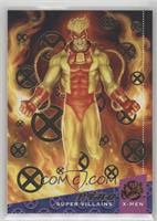 Villains SP - Pyro /99
