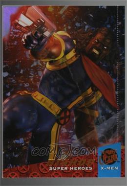 2018 Fleer Ultra X-Men - [Base] - Rainbow Foil #74 - Heroes - Bishop