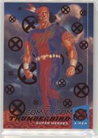 Heroes - Thunderbird, Claudio Pozas #/50