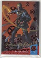 Heroes - Longshot, Mark Texeira #/50