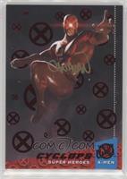 Heroes - Cyclops, Paul Canavan /50