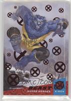 Heroes - Beast, Christopher Mangum #/50
