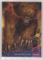 Villains - Demon Bear