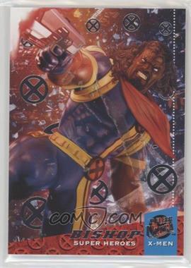 2018 Fleer Ultra X-Men - [Base] - Silver #74 - Heroes - Bishop