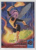 Heroes Achievement - Pixie