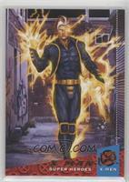 Heroes - X-Man