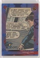 Uncanny X-Men #54 #/96