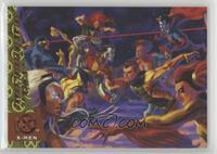 X-Men vs. Shi'ar Imperial Guard