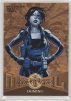 Domino #/199
