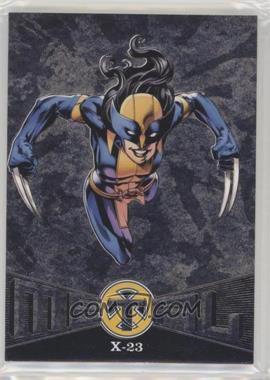 2018 Fleer Ultra X-Men - Metal Blasters #MB42 - X-23