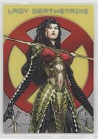 Lady Deathstrike #/50