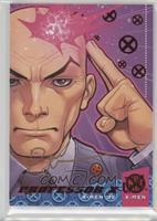 Professor X, David Nakayama #/50