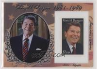Ronald Reagan [EXtoNM] #/59