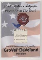 Grover Cleveland /168
