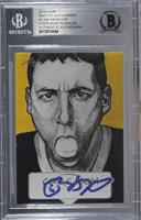 Adam Sandler (Stephanie Rosales) [BAS Certified BGS Encased] #/1