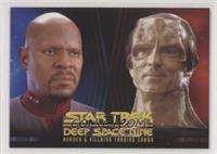 Star Trek: Deep Space Nine [EX to NM]
