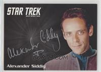 Alexander Siddig as Dr. Julian Bashir