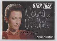 Nana Visito as, Kira Nerys
