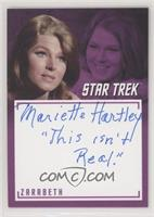 Mariette Hartley as Zarabeth