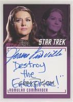 Joanne Linville as Romulan Commander