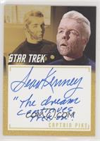 Sean Kenney as Captain Pike
