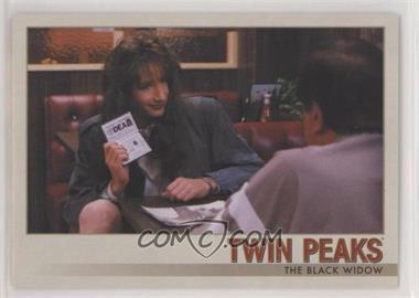 2018 Rittenhouse Twin Peaks - [Base] - Vintage Stock Gold #60 - The Black Widow /99