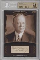 Herbert Hoover [BGS9.5GEMMINT] #/1