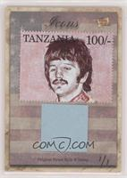 Ringo Starr #/1