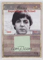 Paul McCartney (Beatle Paul) #/8