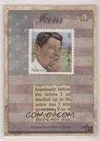 Ronald Reagan (USA Forever Stamp) #/38